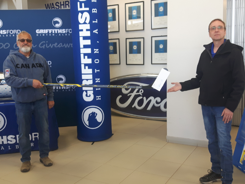 aaa Griffiths Ford donation